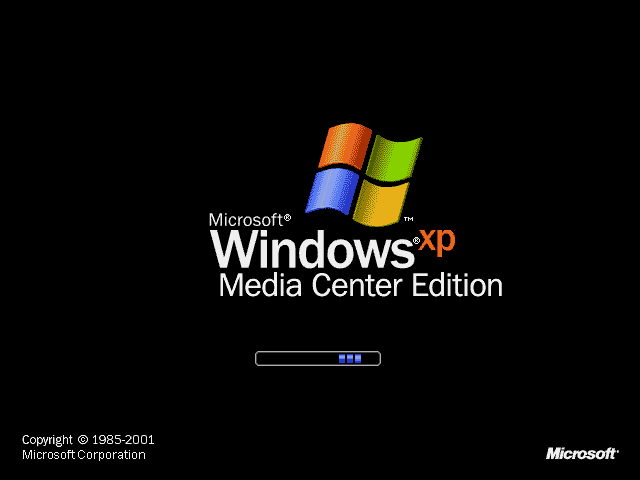 windows xp media center edition free download